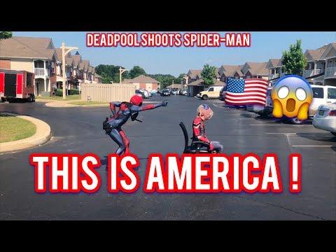 Childish Gambino - This Is America (Official Dance Video) (видео)
