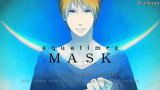 Bleach - mask - sub español