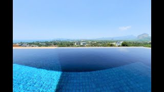 Sea Views and Colorful Sunsets from this One Bedroom Pool Villa in Sai Thai, Krabi
