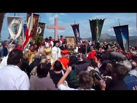 Procession de Pâques en 2012 Cargese / Osterprozession Cargese 2012