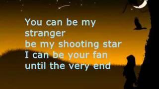 Perfect Stranger with lyrics