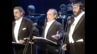Happy Christmas (War Is Over) - Pavarotti Domingo Carreras (John Lennon / Yoko Ono cover)
