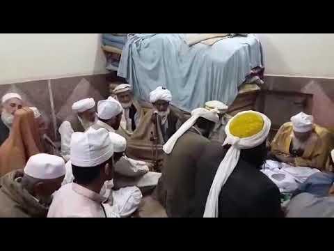 Mehfil zakir Da Che khare ge da zama de janan