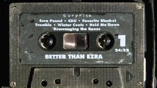 Better Than Ezra - Ezra Pound (Official Lyric Video)