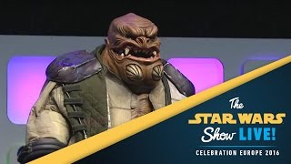 Cosplay Championship | Star Wars Celebration Europe 2016