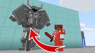 НУБ против ПРО в МАЙНКРАФТ   Как Из НУБА стать ПРО в Minecraft ТРОЛЛИНГ