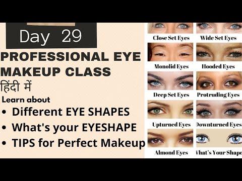 FREE PROFESSIONAL MAKEUP CLASSDAY29|Complete Makeup Course| Online Makeup Cours|मेकअप कोर्स|Pratibha