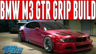 Need For Speed 2015 Bmw M3 E46 Gtr 3 Hmong Video