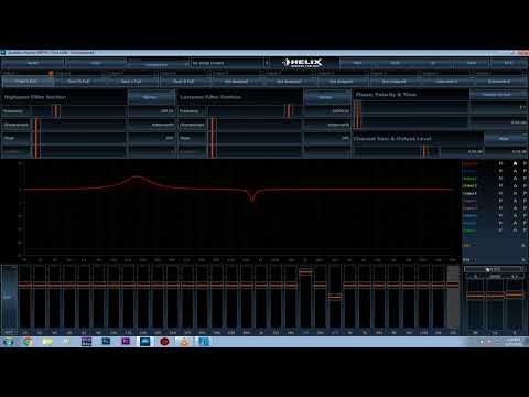 How To: Parametric EQ With The Helix DSP's - смотреть онлайн