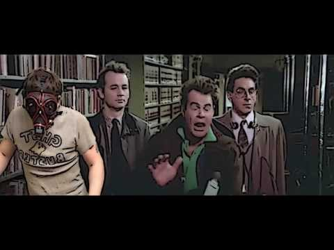 Ghostbusters Theme Song Animated Video Version