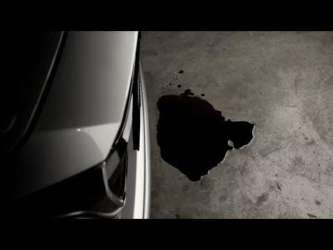 ¿Pierde la caja de cambios automático aceite o valvulina?