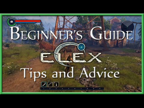 Beginner's Guide to Elex - Tips and Advice