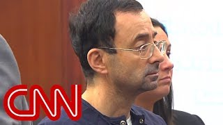 Larry Nassar sentenced: I signed your death warrant, judge says