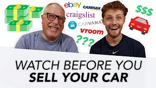 How To Sell Your Car For the Most Money Possible (Former Dealer Explains)