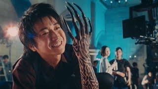 【日本CM】《勇者鬥惡龍XI》唐澤壽明本田翼藤原龍也搞笑投入代言