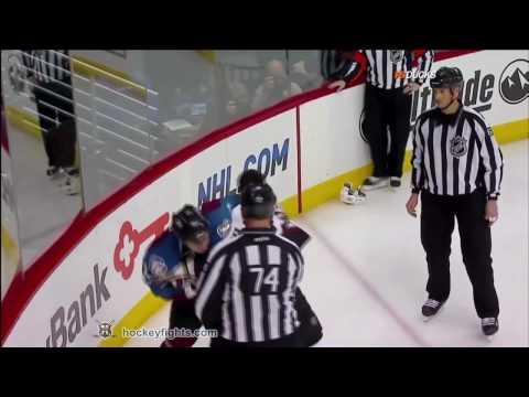 Cody McLeod vs. Mike Brown