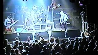 """Anthrax """"Protest and Survive"""" live"""