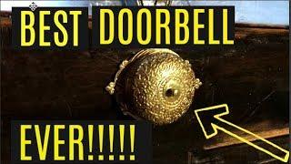 Antique Mechanical Door Bell???