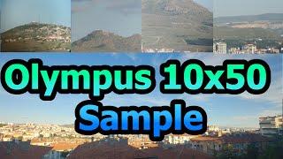 Olympus 10x50 DPS-I  Binoculars Sample Photos and Videos