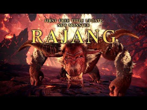 Monster Hunter World: Iceborne – Rajang Trailer thumbnail