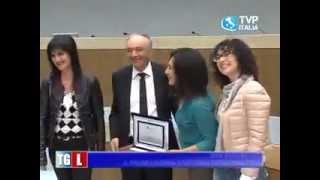 San Benedetto: Vittoria Quondamatteo vince il premio donna dell'anno