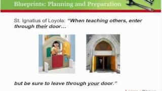 Section 2: Planning for Class; Joe Paprocki's Webinar, sponsored by Loyola Press