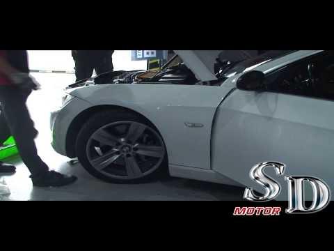 BMW E92洩壓閥 聲音測試