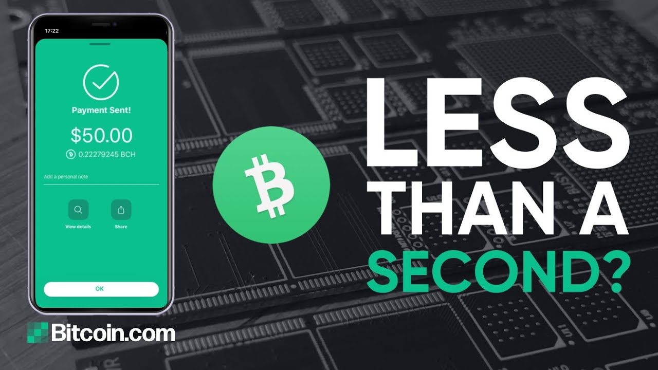 #BitcoinCash #BCH The specialized hardware that will make BCH transactions even faster!