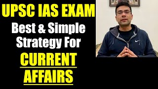 Current Affairs Strategy For UPSC CSE/ IAS Exam | Newspaper Reading For UPSC CSE | Best Resources