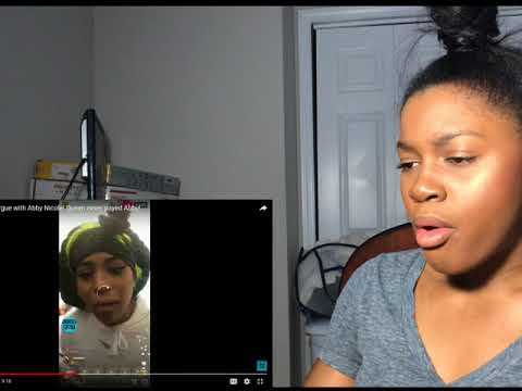 Queen and ClarenceNYC argues with Abby Nicole on LIve [Reaction] *Very Juicy* mp3