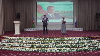 В Азербайджане прошла Торжественная церемония чествования победителей республиканской Олимпиады по р