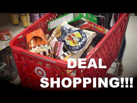 TONS of DEALS at Target! [Clothing, Grocery, Cosmetics & MORE!] | Deal Shopping with Collin