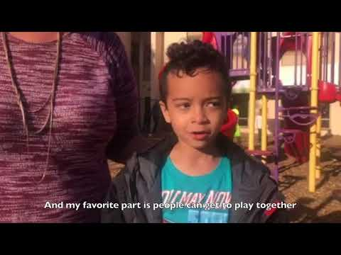 Hear from 8 year old Flynn what Perspectives Kids Connection Program means to him!