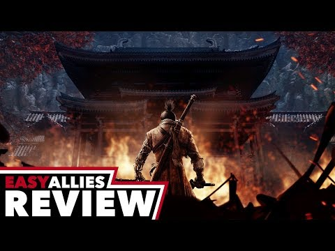 Sekiro: Shadows Die Twice - Easy Allies Review - YouTube video thumbnail
