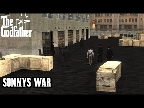 The Godfather (PC) - Mission #13 - Sonny's War