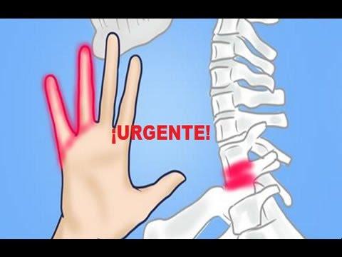 Dolor de espalda en el tratamiento de la columna lumbar