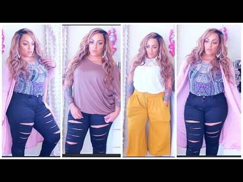 HOLIDAY BLACK FRIDAY 2016 THICK GIRL TRY-ON & REVIEW  ♡ BUDGET FRIENDLY ♡ Rosegal.com