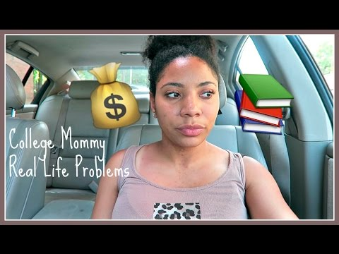 , title : 'i Quit my Job to go Back to School! college mom