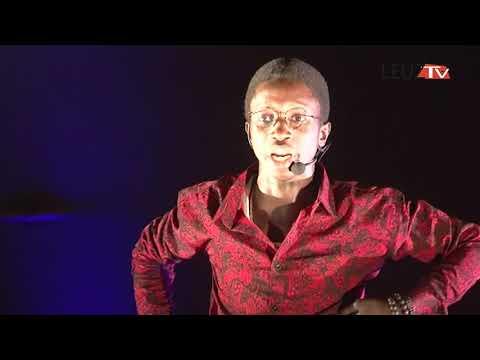 Nuit du rire de Abba Show avec le one man show Shungum de kounguel