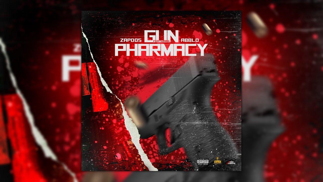 Zapdos - Gun Pharmacy (Official Audio) Ft. Abblo