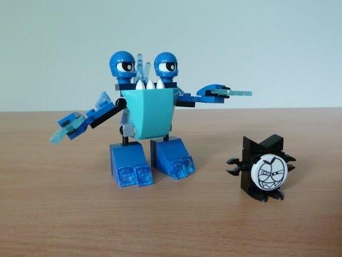 Vidéo LEGO Mixels 41509 : Slumbo