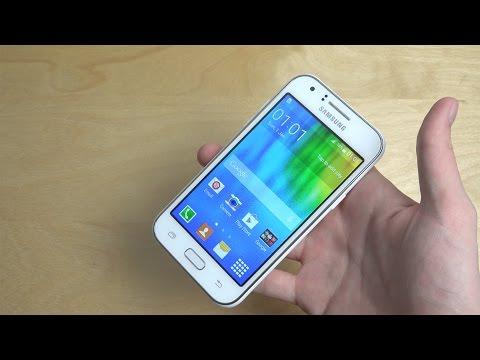 Samsung Galaxy J1 - Unboxing (4K)
