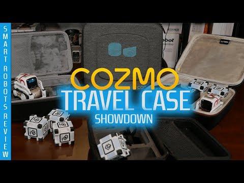 Cozmo Best Travel Case Showdown – Smart Robots Review