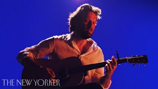 Father John Misty - The Memo [Live]   The New Yorker