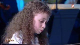 "Arielle joue ""Fantaisie-Impromptu"" de Chopin"