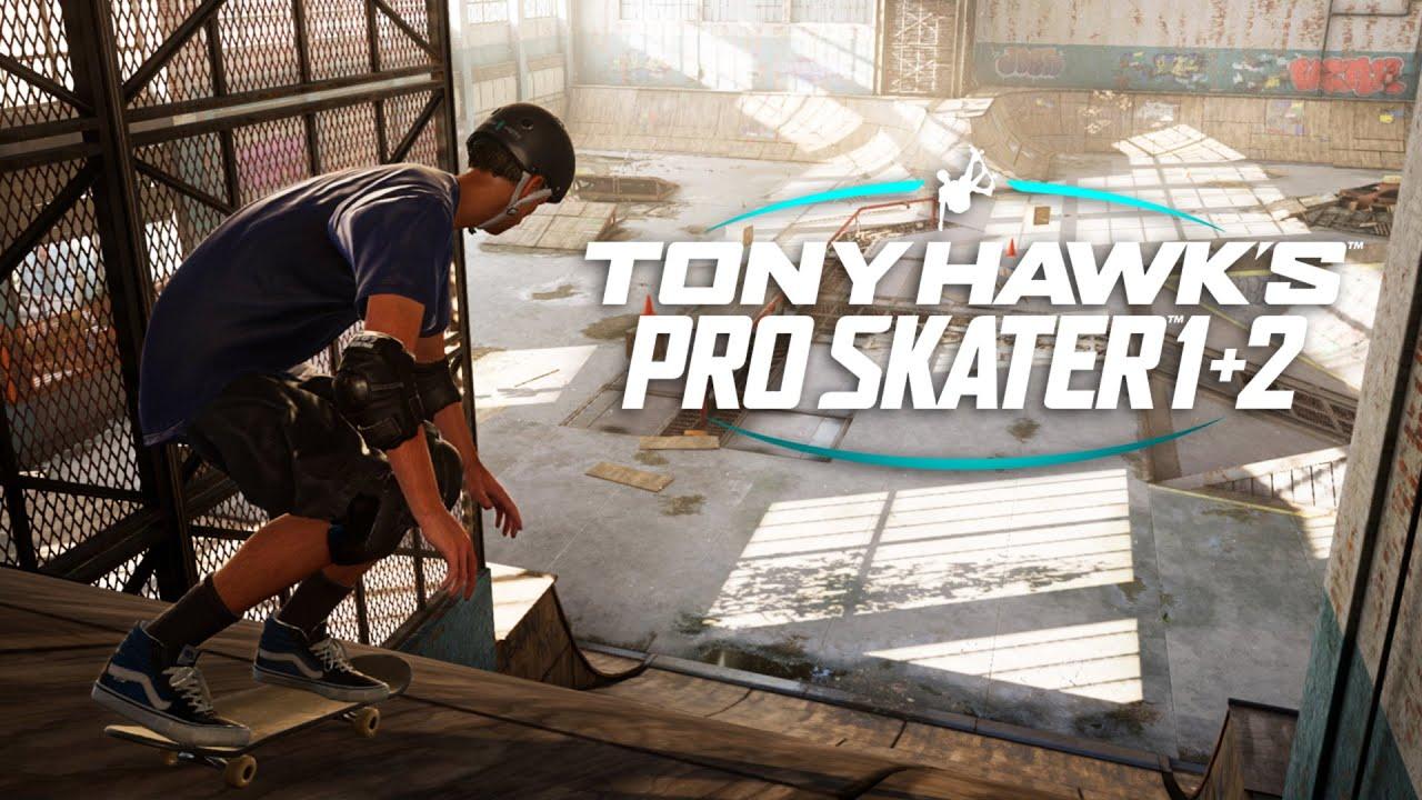 Трейлер игры Tony Hawk's Pro Skater 1 + 2