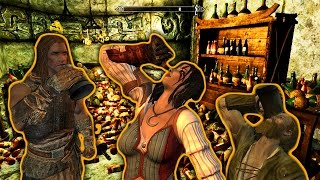 Getting Drunk In Skyrim - How To Get Drunk In Skyrim