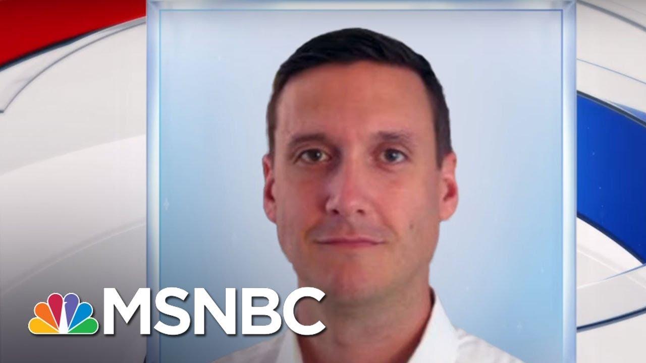 President Donald Trump's Homeland Security Adviser Tom Bossert To Resign | MSNBC thumbnail