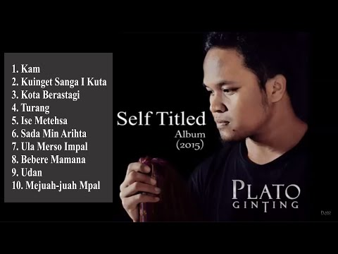Plato Ginting - Self Titled (Full Album) | [2015] Mp3
