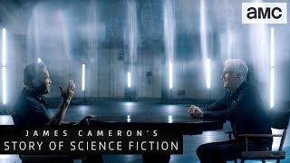 James Cameron's Story of Science Fiction: 'Big Questions' Official Teaser